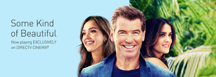 NEW MUSIC! IF YOU'RE STILL THERE featured in NEW BROSNAN MOVIE